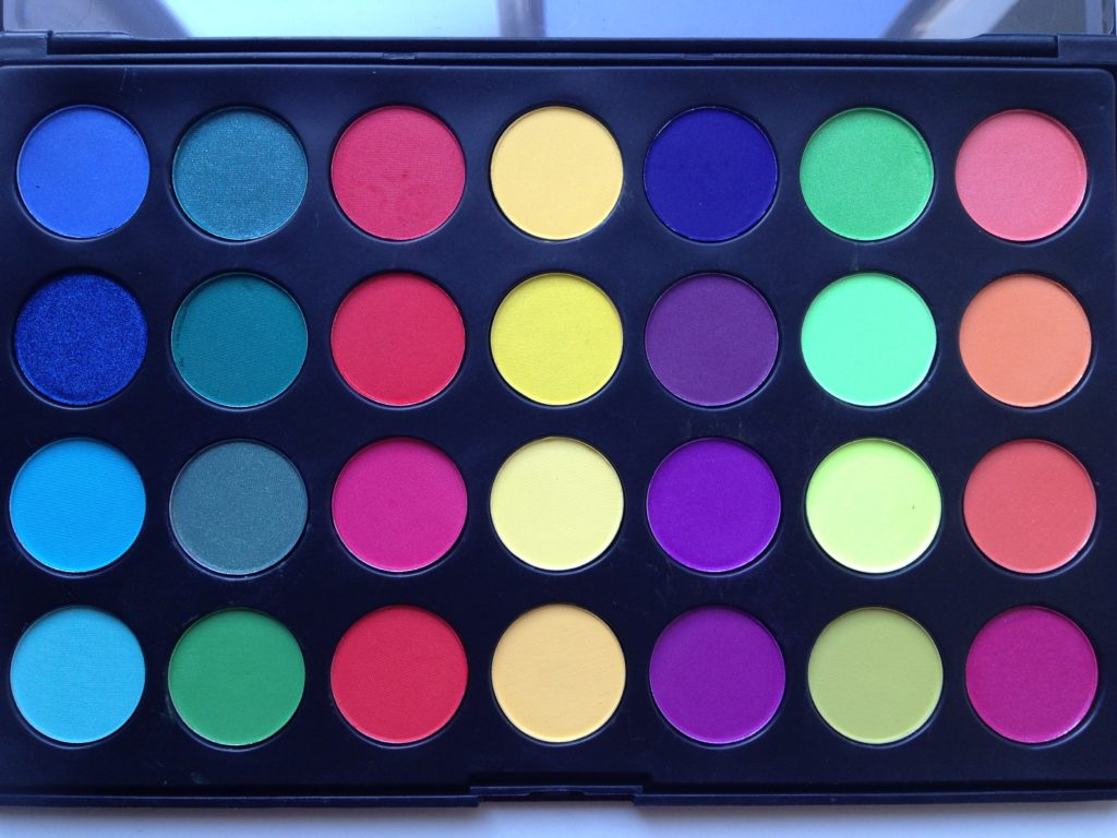 eBay bright 28 color eyeshadow palette (1)
