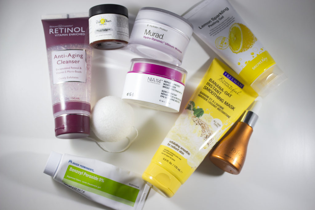 sping 2015 skincare routine