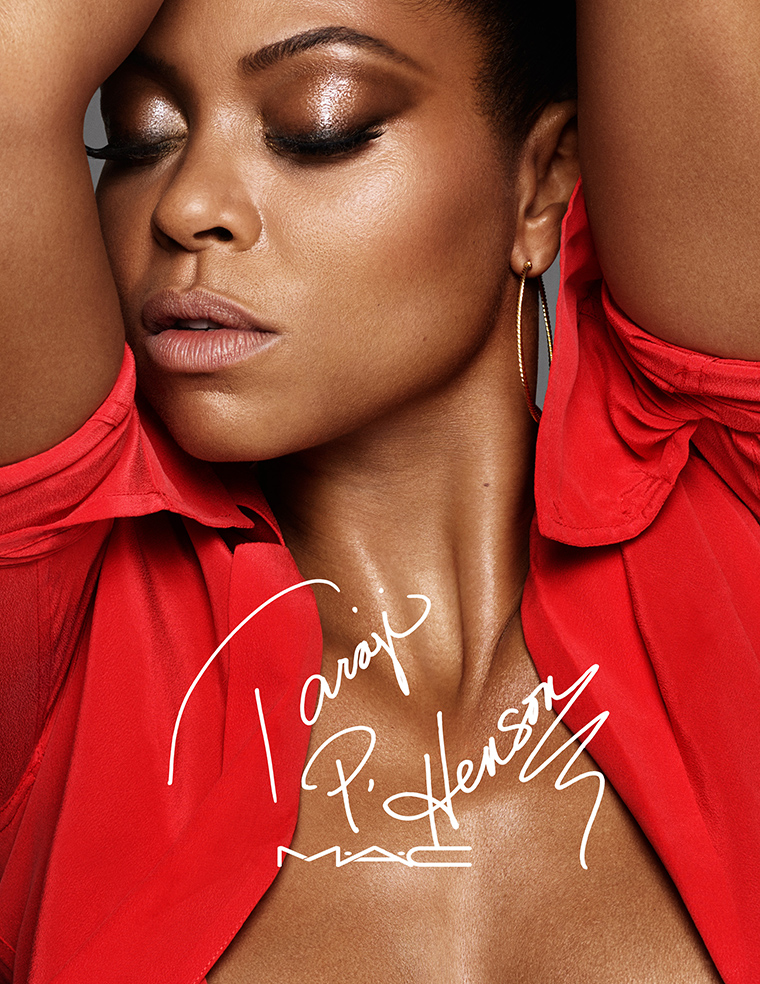 mac cosmetics taraji p henson fall 2016