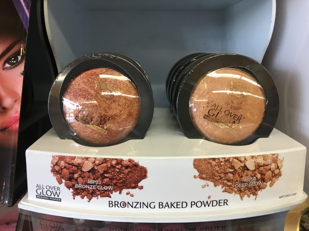 ruby kisses bronzer at the beauty supply store (1)
