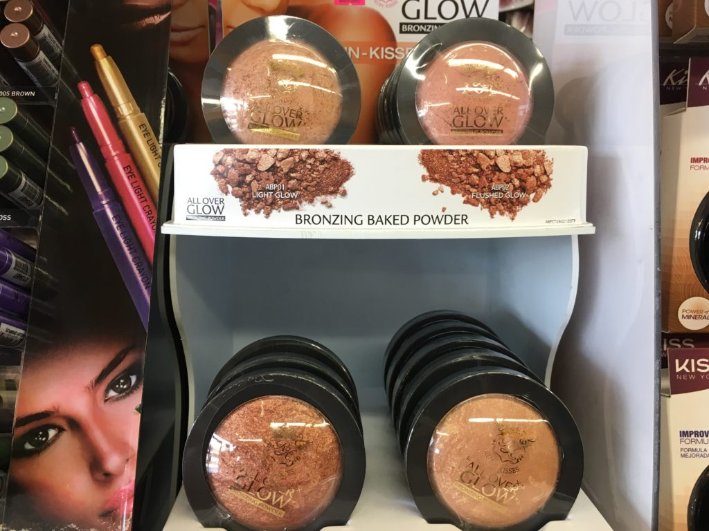 ruby kisses bronzer at the beauty supply store (2)