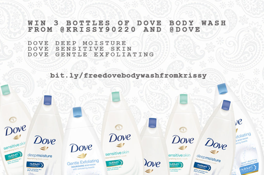 dove giveaway 2016