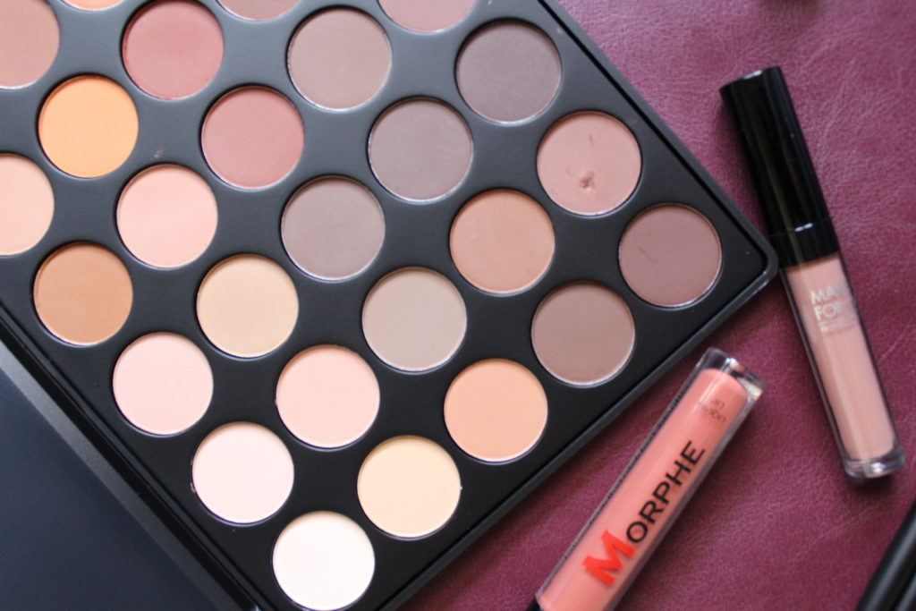 Morphe  Natural Glow Palette Review